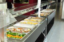 Venha provar o nosso buffet