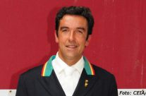 Daniel Carvalho Pinto cavaleiro olímpico no CEIA