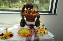 Buffet de fruta