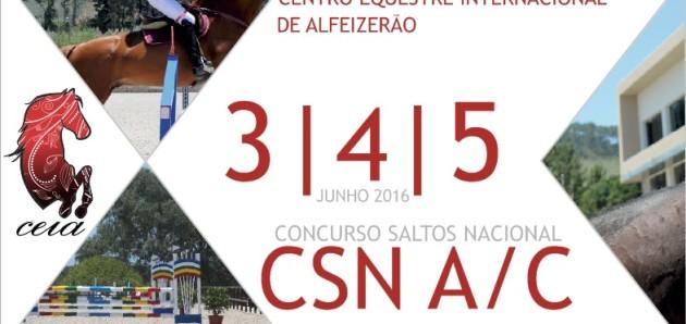 CSN A/C 3,4 e 5 JUNHO