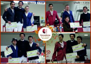 Vencedores 2º Torneio de Outono